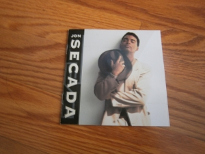 Jon Secada CD cover