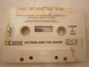 Katrina and the Waves tape