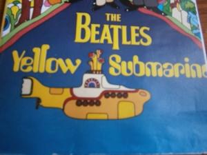 Yellow Submarine DVD cover